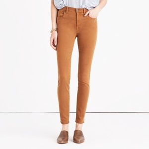 """Final price🍂Madewell 9"""" High Rise Skinny Jeans"""